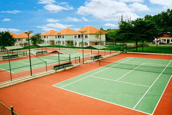 Country Club Facilities