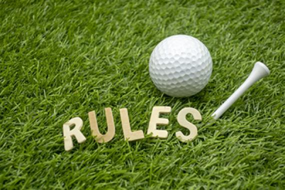 East Course Rules