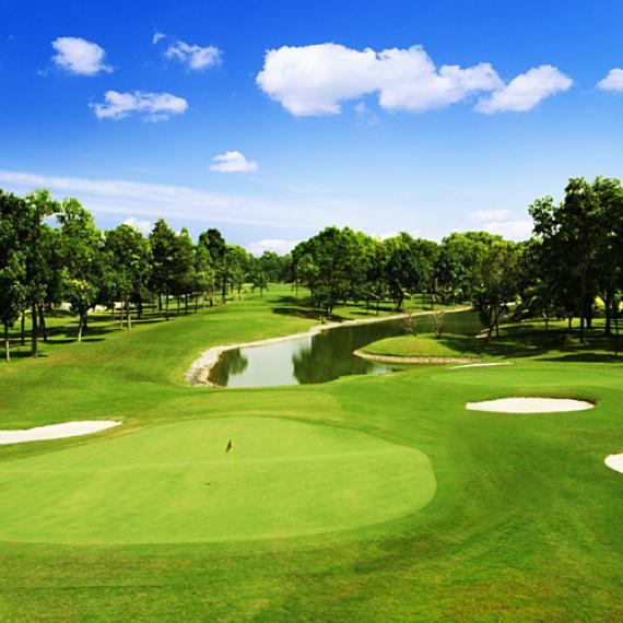 Gần 300 golfer dự giải Swing For Life 2019