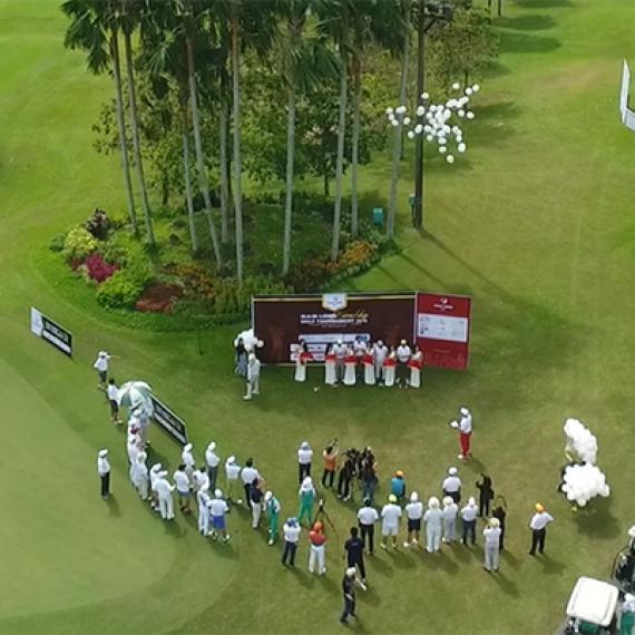 Nam Long tổ chức giải golf thường niên gây quỹ học bổng